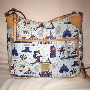 Dooney & Bourke Disney Circa 1955 Crossbody Bag